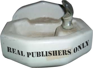 publishers water fountain
