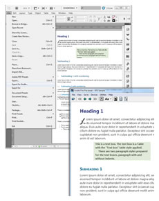 Indesign KF8 Plugin