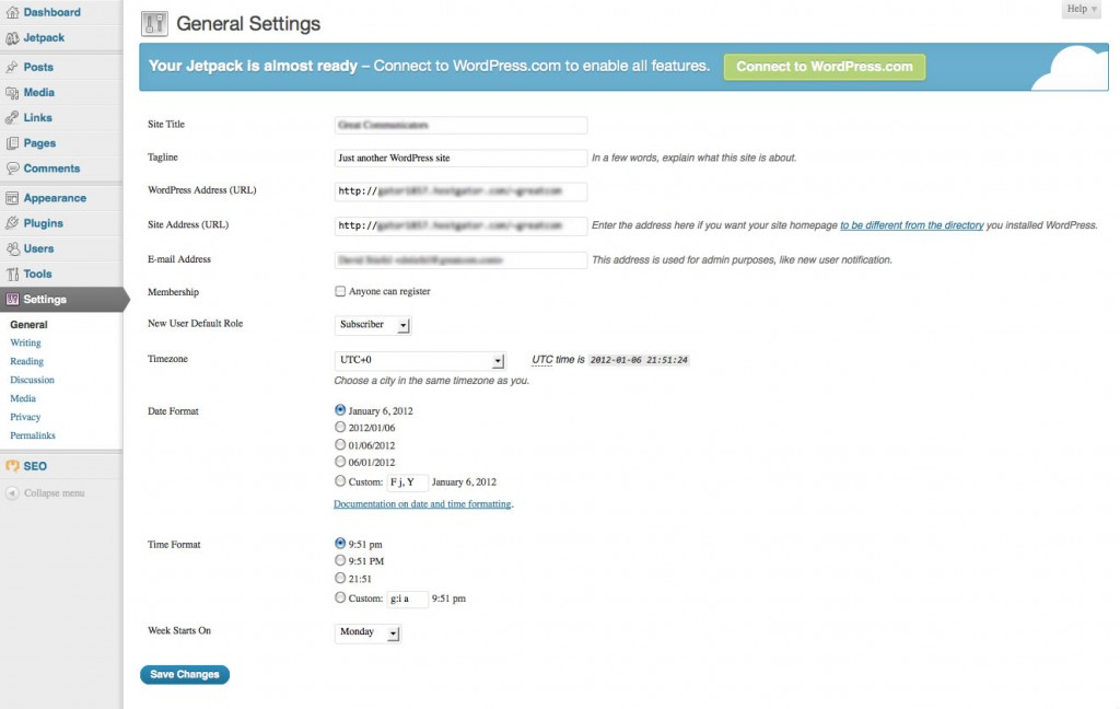 wordpress settings1