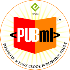 PubML™ - World's Coolest EBook Publishing Tools