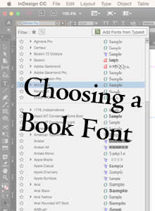book font featured image