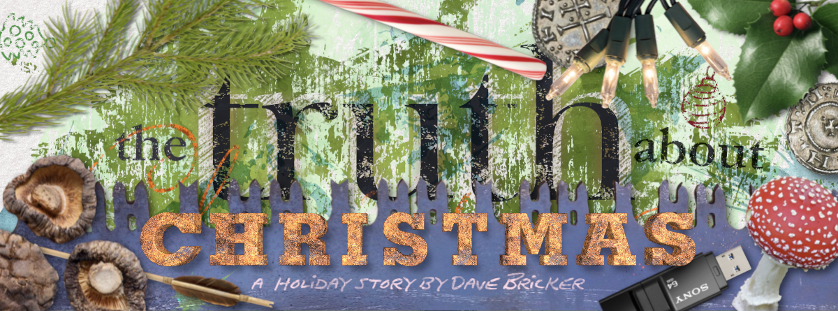 The Truth About Christmas by Dave Bricker