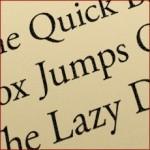 typographic Standards